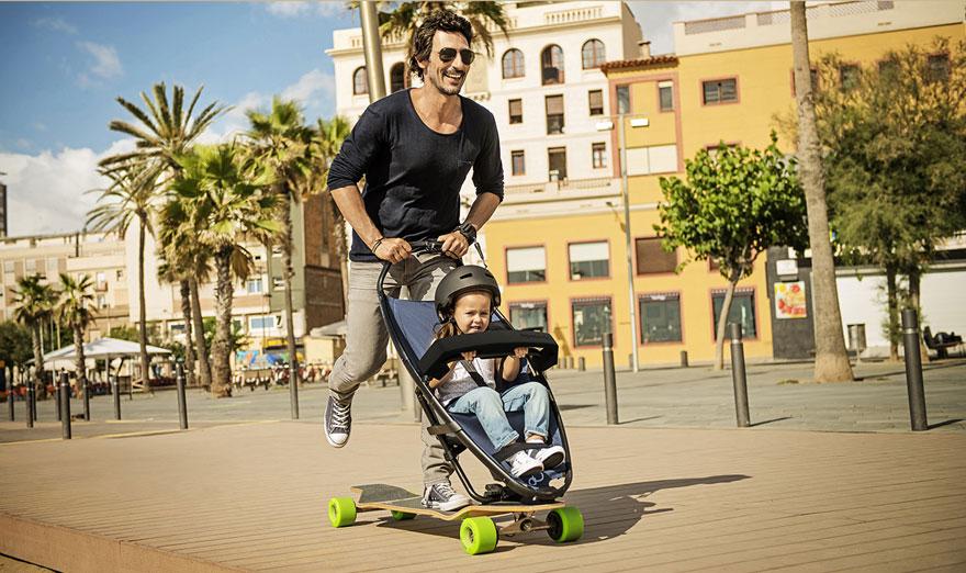 коляска для детей, которая понравится и их родителям-3