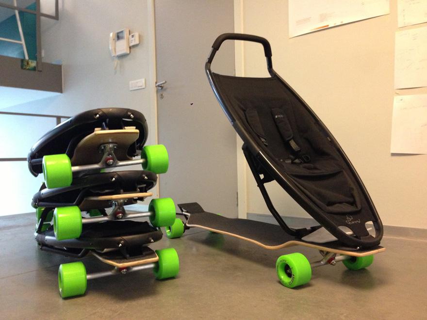коляска для детей, которая понравится и их родителям-4