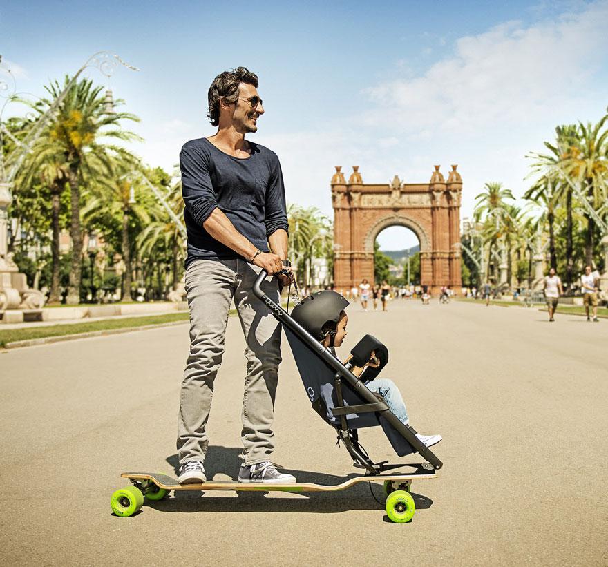 коляска для детей, которая понравится и их родителям-5