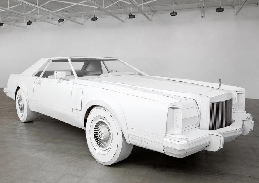 линкольн континенталь, фото, 1979 год -1