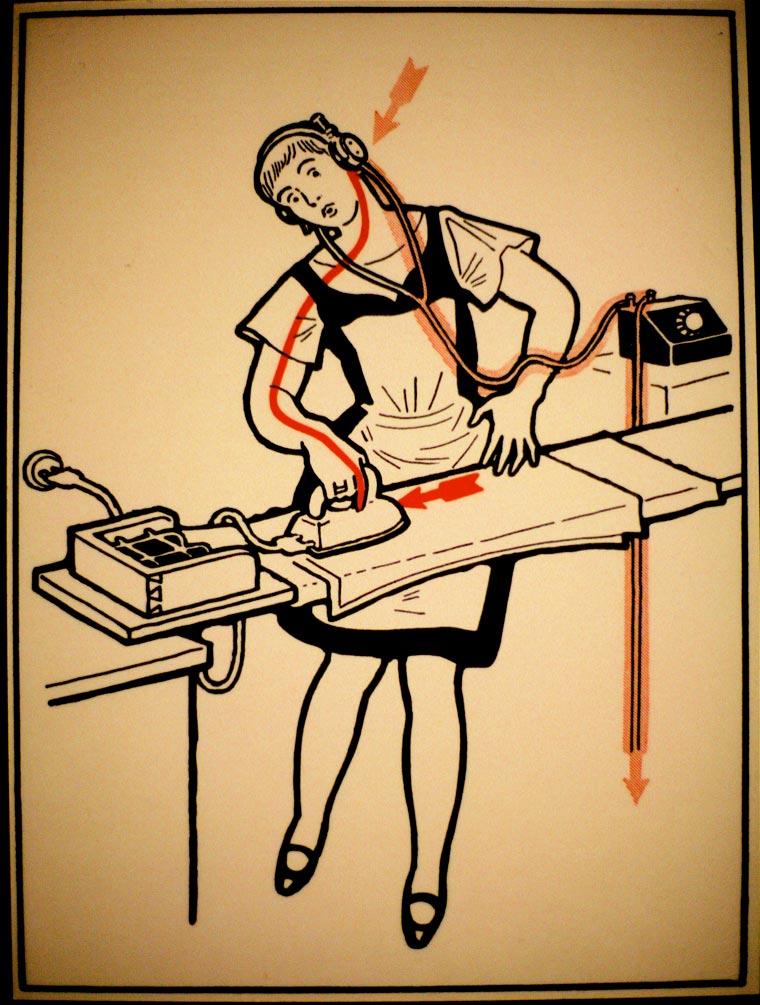 плакат, удар током, иллюстрации, фото № 14
