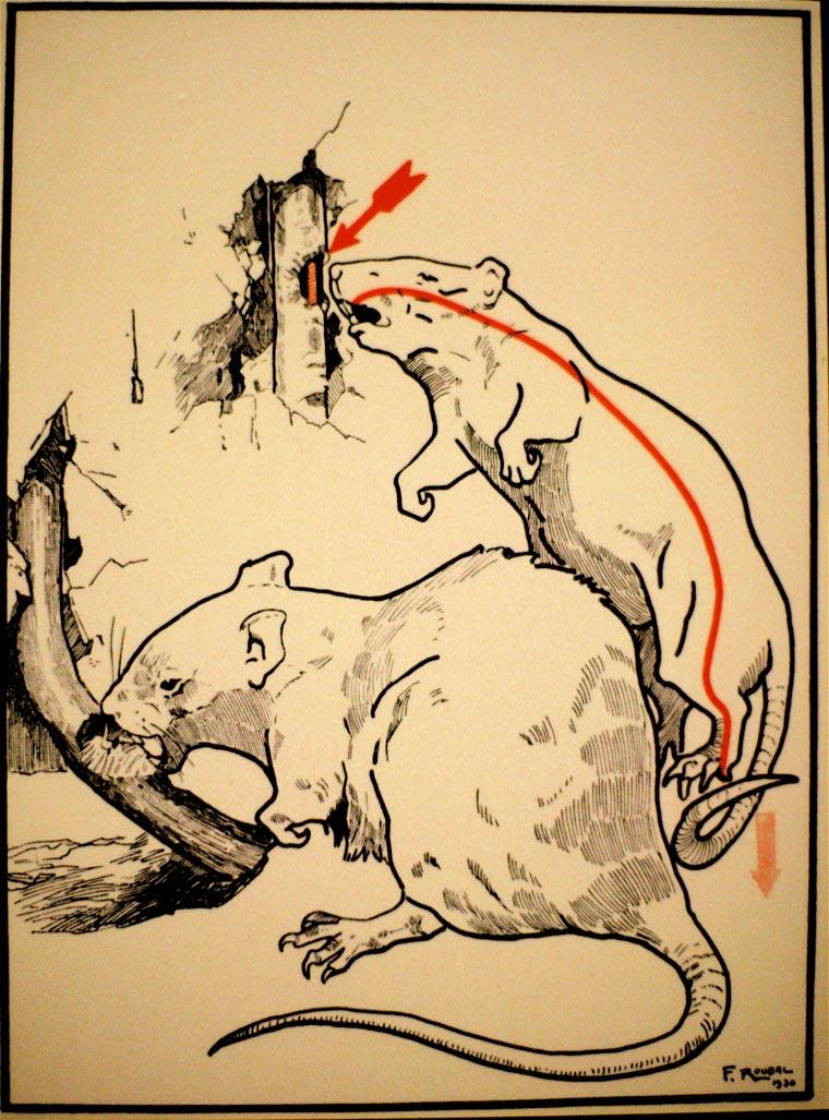 плакат, удар током, иллюстрации, фото № 19