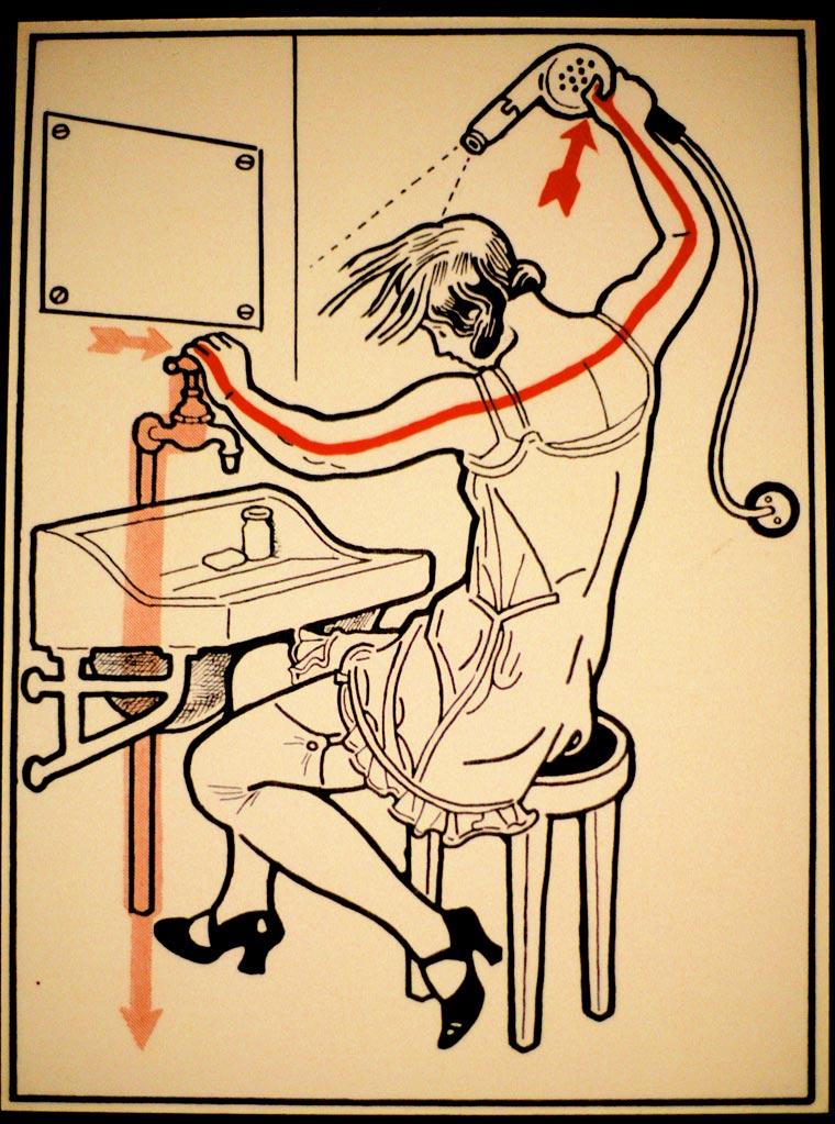 плакат, удар током, иллюстрации, фото № 28