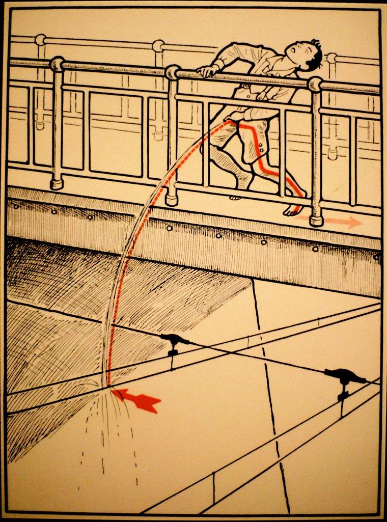 плакат, удар током, иллюстрации, фото № 29