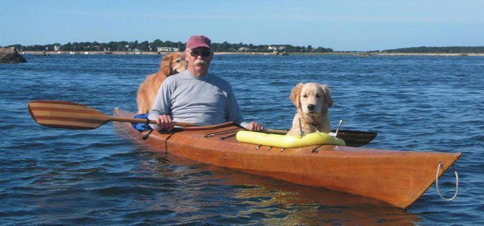 путешествие на байдарке с собаками-4