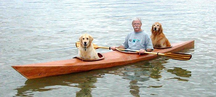 путешествие на байдарке с собаками-6