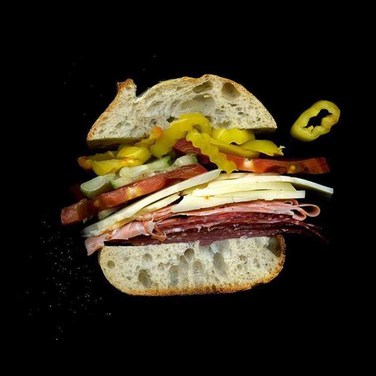 сэндвич, бутерброд, фото, что внутри, рецепт, изображение-1