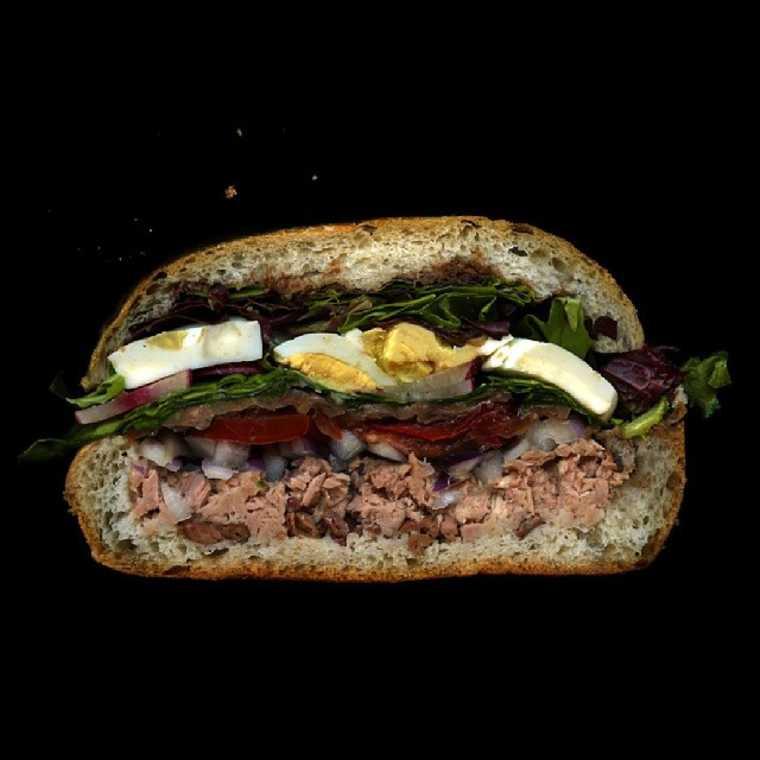 сэндвич, бутерброд, фото, что внутри, рецепт, изображение-11