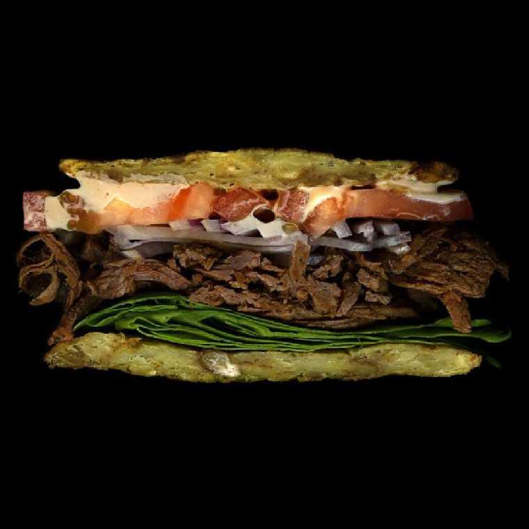 сэндвич, бутерброд, фото, что внутри, рецепт, изображение-6