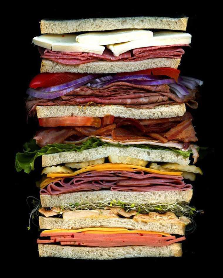 сэндвич, бутерброд, фото, что внутри, рецепт, изображение-7