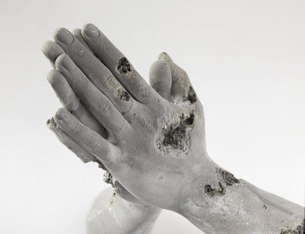 скульптуры из камня, селенита, цемента-1