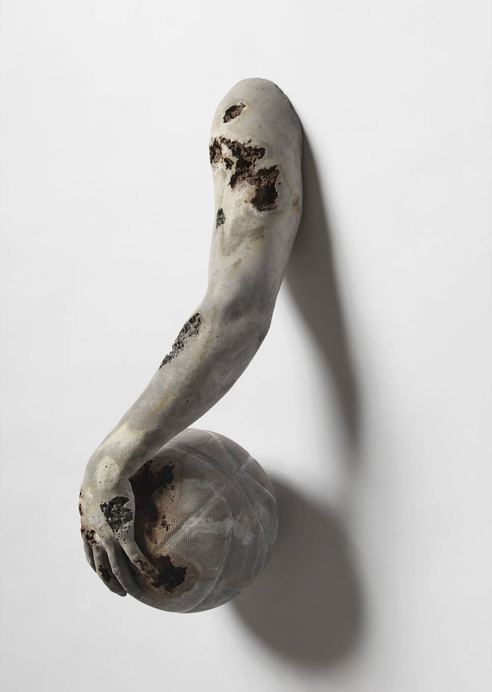 скульптуры из камня, селенита, цемента-2