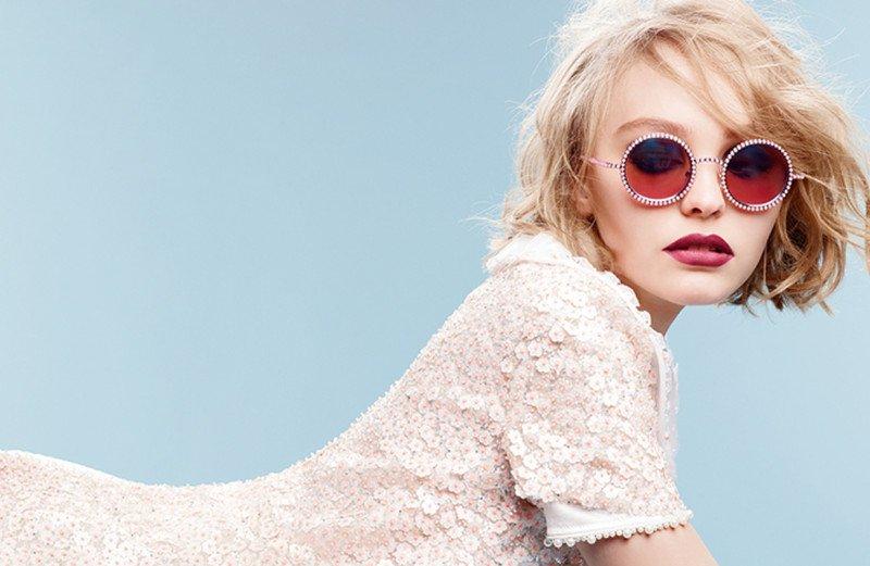 солнцезащитные очки Chanel-2