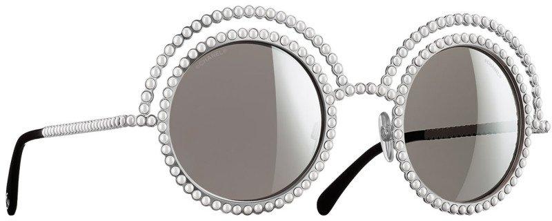 солнцезащитные очки Chanel-3