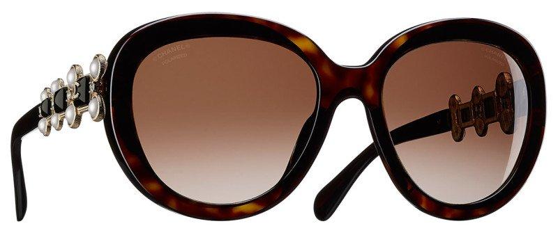 солнцезащитные очки Chanel-5