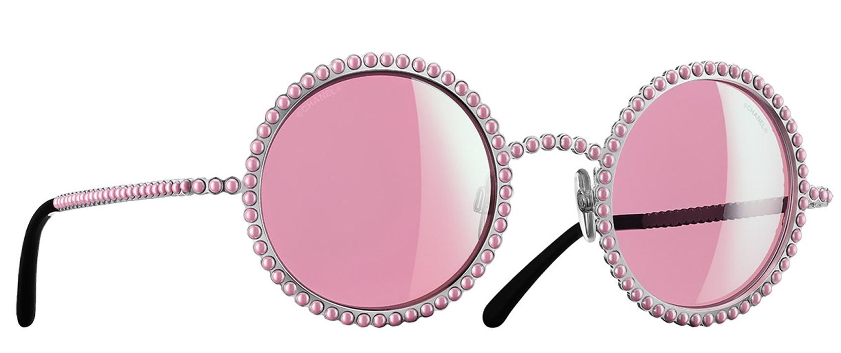 солнцезащитные очки Chanel-6