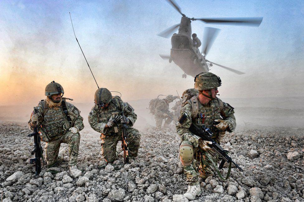 военная фотография-1