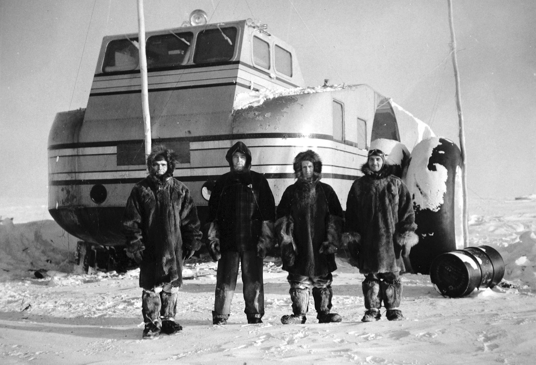 антарктика, внедорожник, адмирал Берд, экспедиция-14