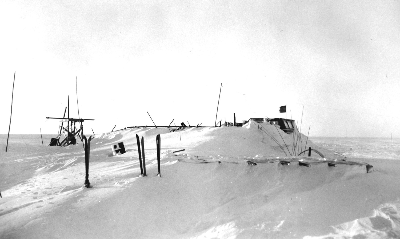 антарктика, внедорожник, адмирал Берд, экспедиция-20