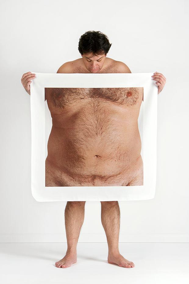 голое тело, голые люди, позирование, портрет № 1