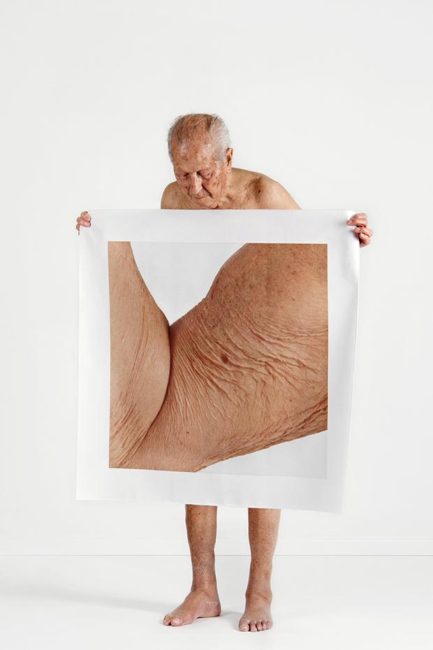голое тело, голые люди, позирование, портрет № 10