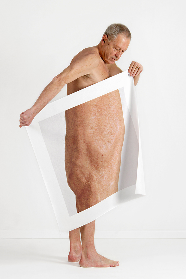 голое тело, голые люди, позирование, портрет № 12