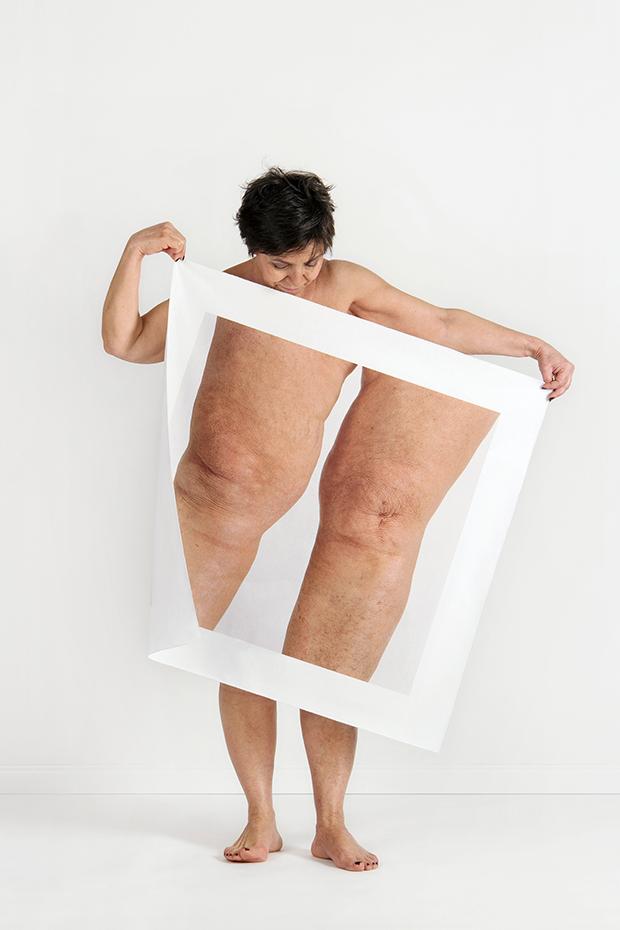 голое тело, голые люди, позирование, портрет № 13