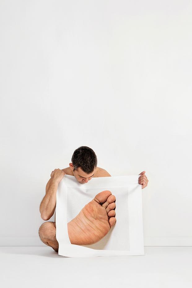 голое тело, голые люди, позирование, портрет № 14