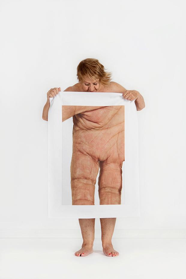 голое тело, голые люди, позирование, портрет № 2