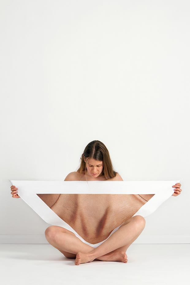 голое тело, голые люди, позирование, портрет № 6