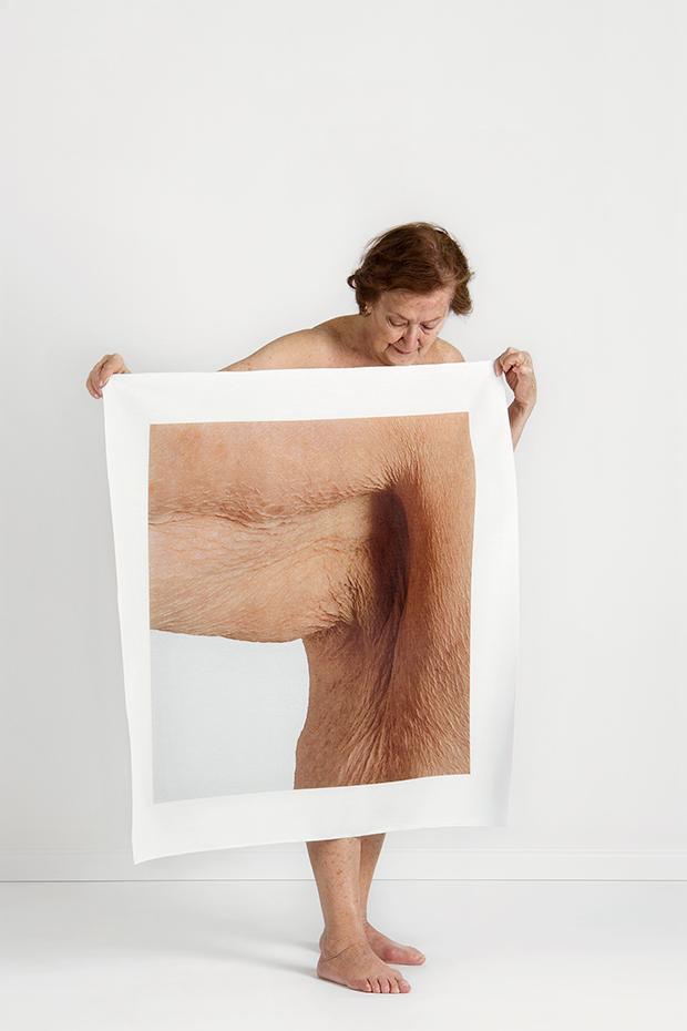 голое тело, голые люди, позирование, портрет № 9