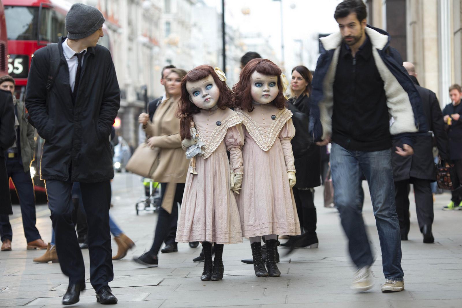 страшные куклы-2