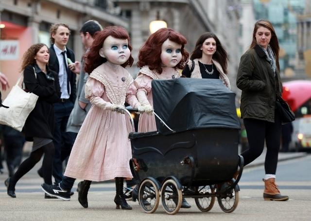 страшные куклы-3