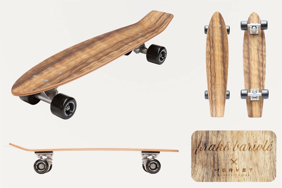 Hervet-Manufacturier, магазин скейтов, магазин скейтбордов, катание на скейте, как сделать скейт, фото № 1