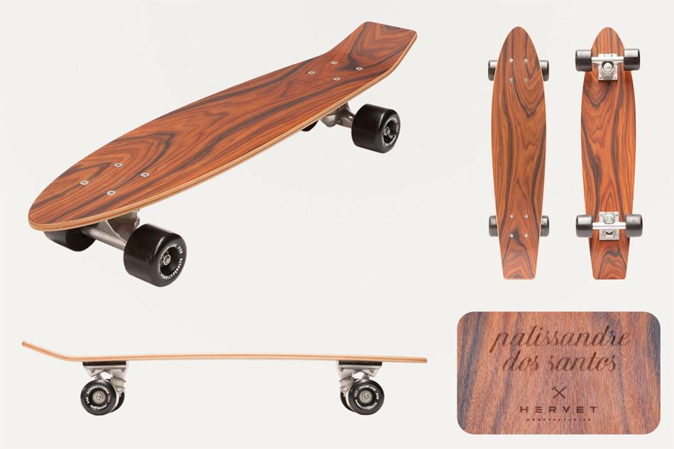 Hervet-Manufacturier, магазин скейтов, магазин скейтбордов, катание на скейте, как сделать скейт, фото № 14