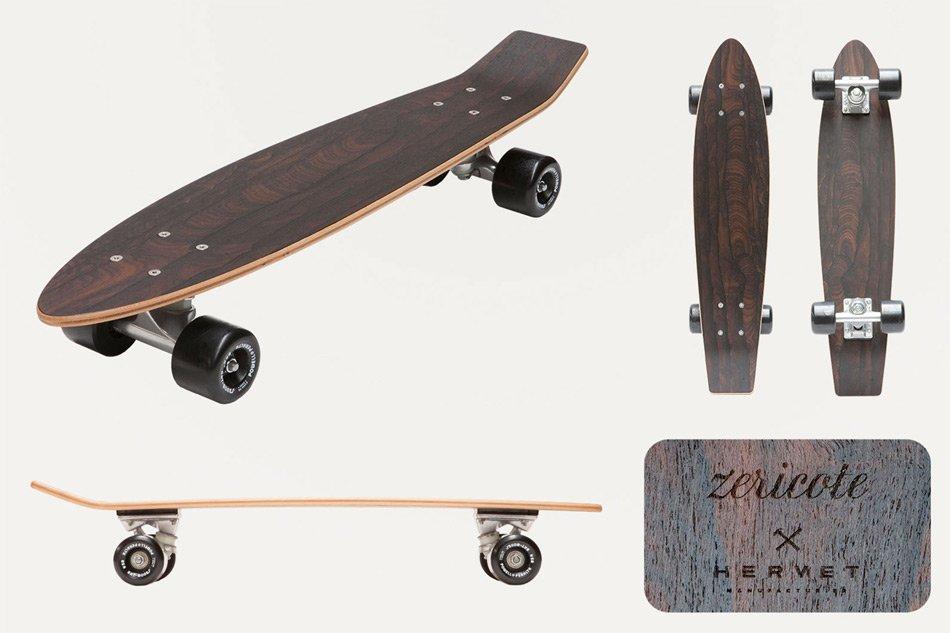 Hervet-Manufacturier, магазин скейтов, магазин скейтбордов, катание на скейте, как сделать скейт, фото № 16