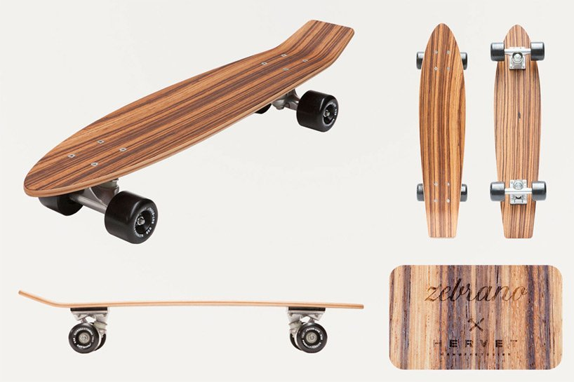 Hervet-Manufacturier, магазин скейтов, магазин скейтбордов, катание на скейте, как сделать скейт, фото № 4