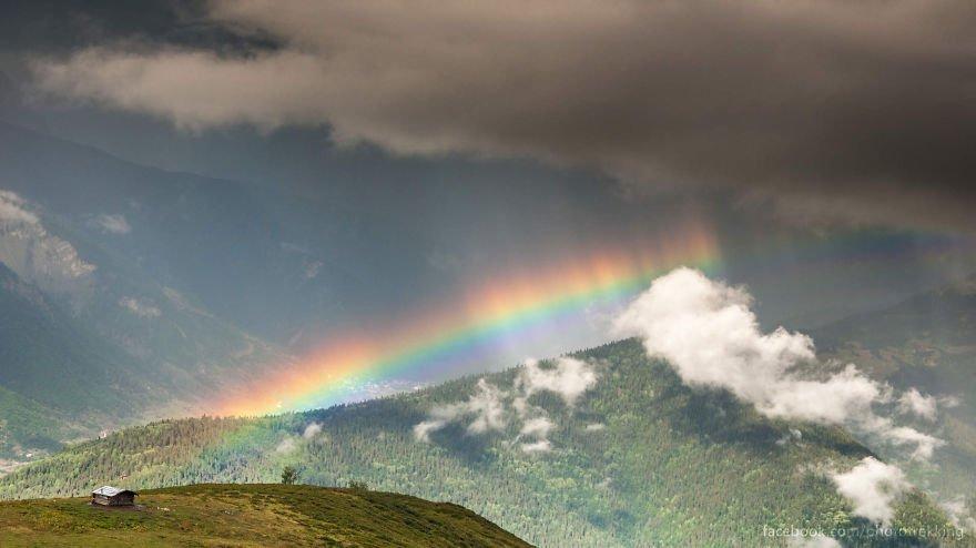 горы Грузии, Сванети, природа Грузии, фото № 10