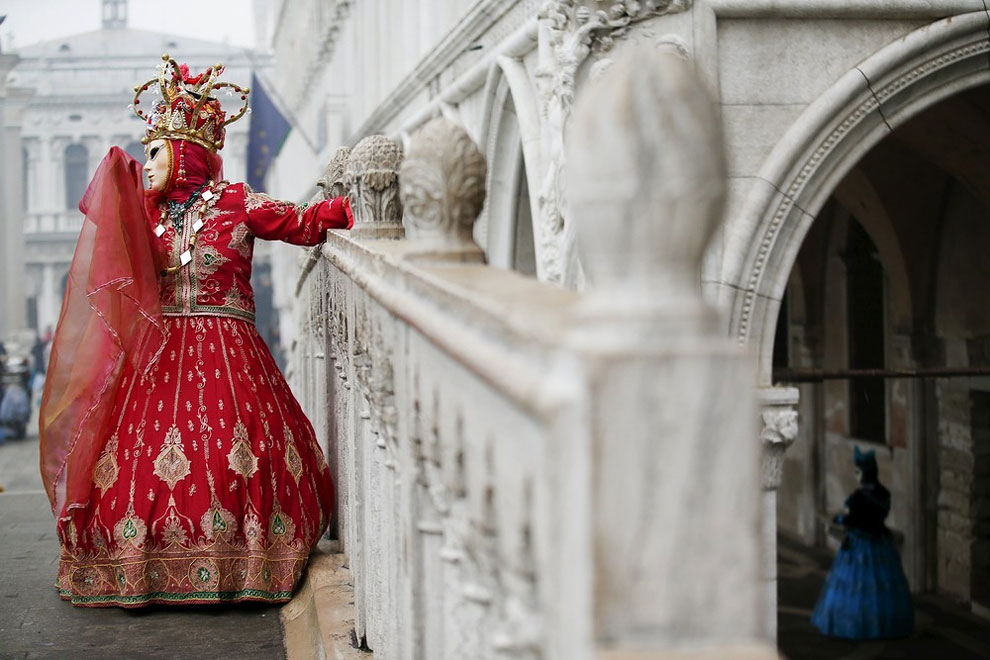 карнавал в Венеции 2016, венецианский карнавал 2016, лучшие карнавалы, про карнавал, фото № 10