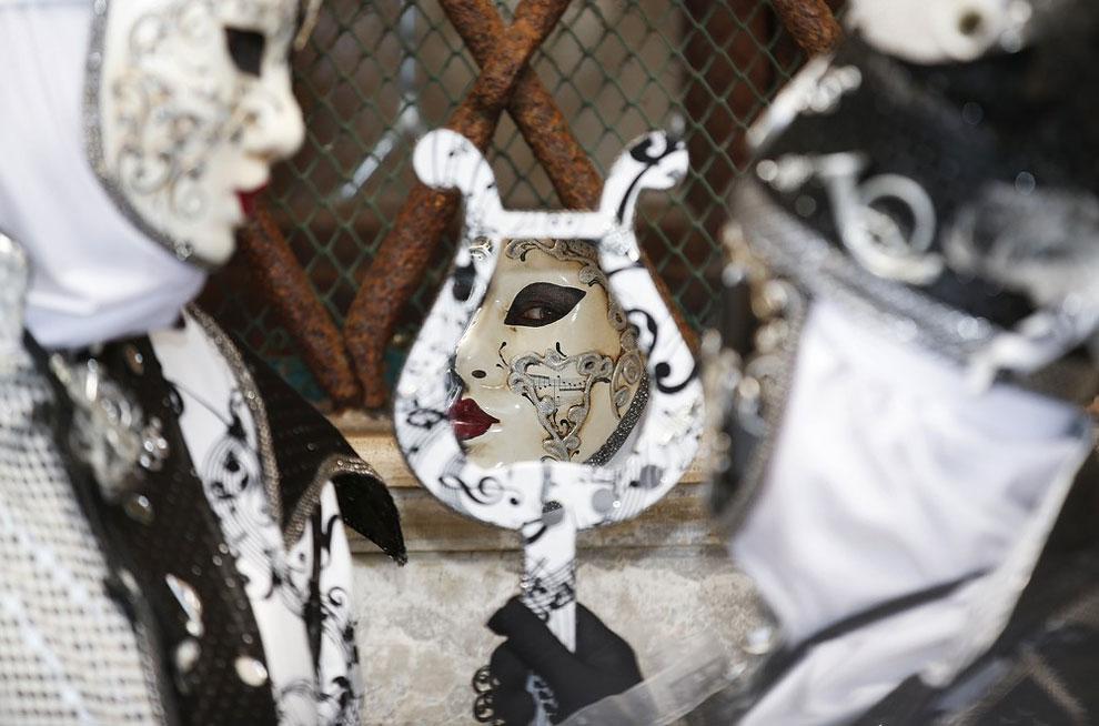 карнавал в Венеции 2016, венецианский карнавал 2016, лучшие карнавалы, про карнавал, фото № 12