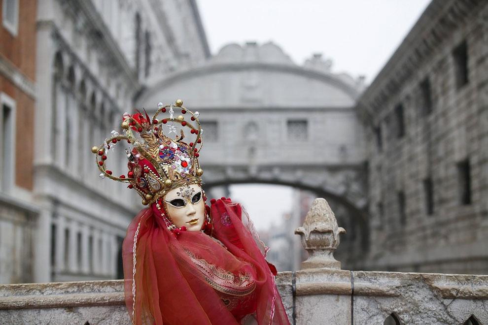 карнавал в Венеции 2016, венецианский карнавал 2016, лучшие карнавалы, про карнавал, фото № 13