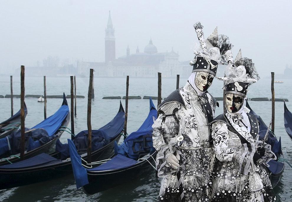 карнавал в Венеции 2016, венецианский карнавал 2016, лучшие карнавалы, про карнавал, фото № 15