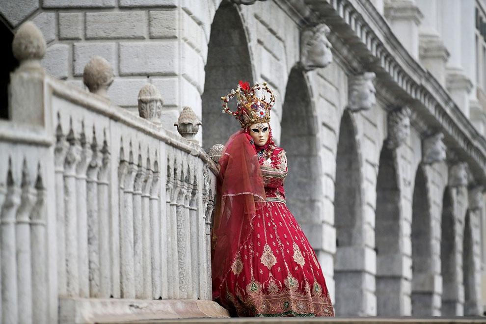 карнавал в Венеции 2016, венецианский карнавал 2016, лучшие карнавалы, про карнавал, фото № 16