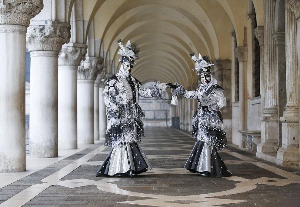 карнавал в Венеции 2016, венецианский карнавал 2016, лучшие карнавалы, про карнавал, фото № 2