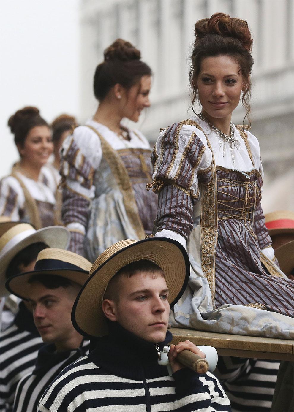карнавал в Венеции 2016, венецианский карнавал 2016, лучшие карнавалы, про карнавал, фото № 22