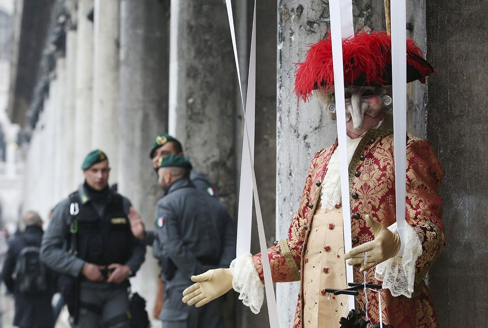 карнавал в Венеции 2016, венецианский карнавал 2016, лучшие карнавалы, про карнавал, фото № 24