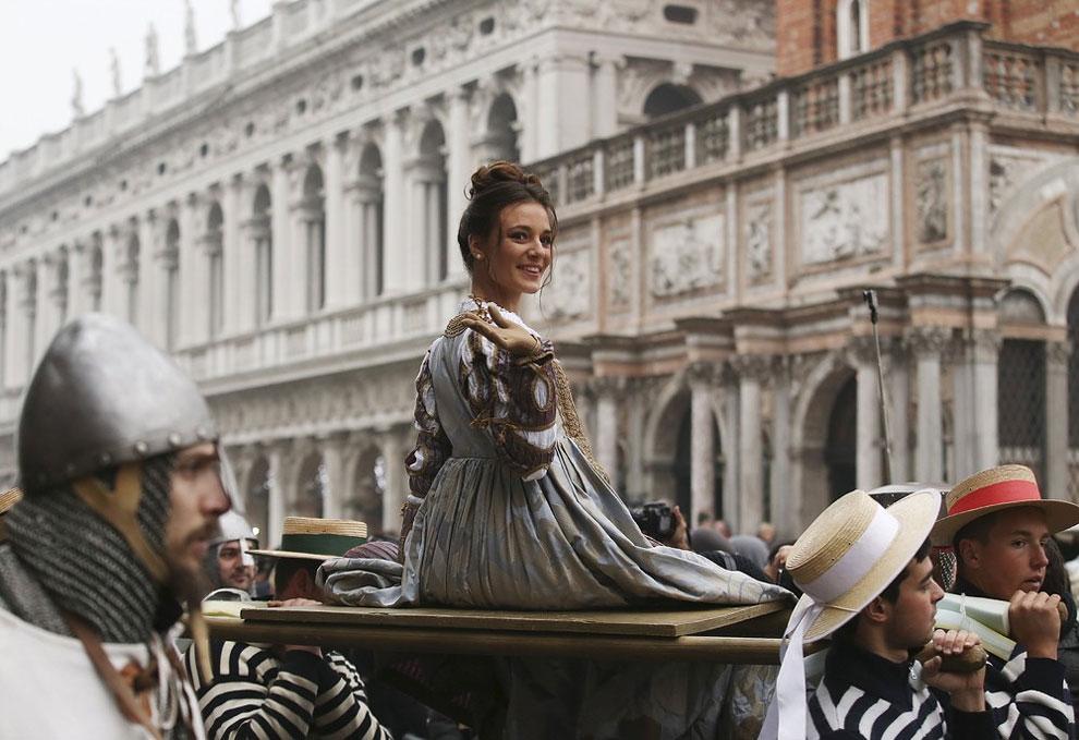 карнавал в Венеции 2016, венецианский карнавал 2016, лучшие карнавалы, про карнавал, фото № 25
