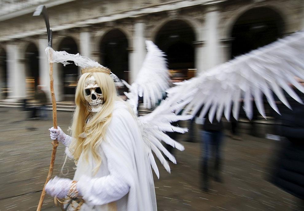 карнавал в Венеции 2016, венецианский карнавал 2016, лучшие карнавалы, про карнавал, фото № 26