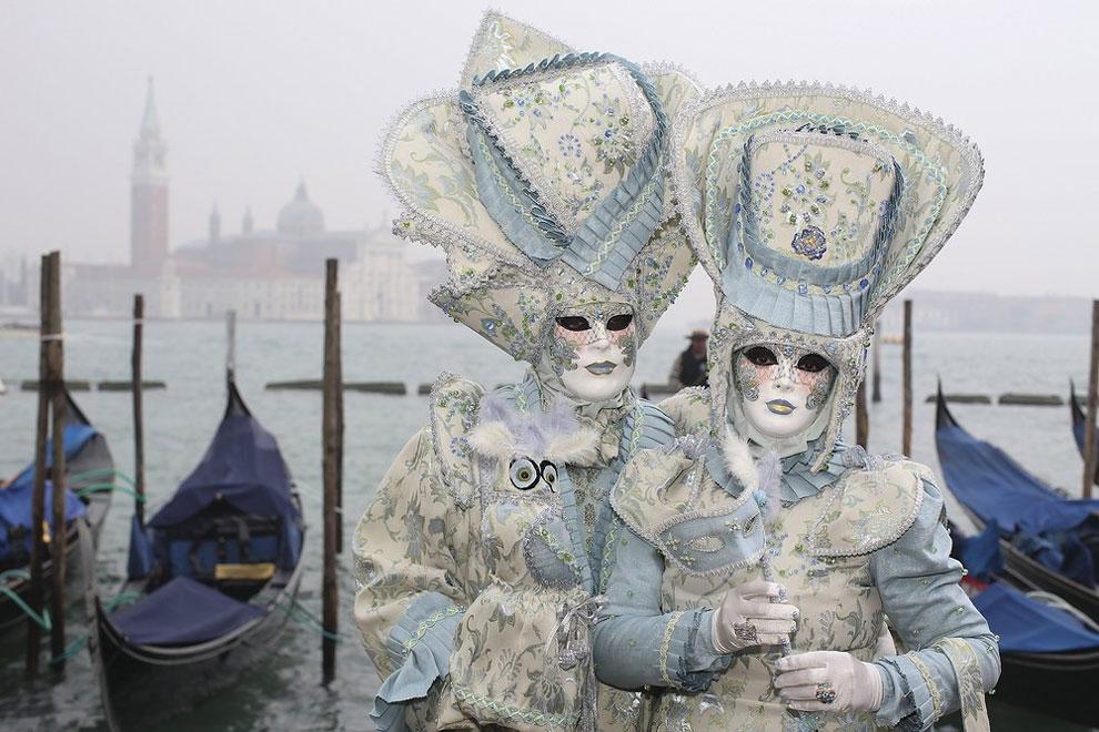 карнавал в Венеции 2016, венецианский карнавал 2016, лучшие карнавалы, про карнавал, фото № 28