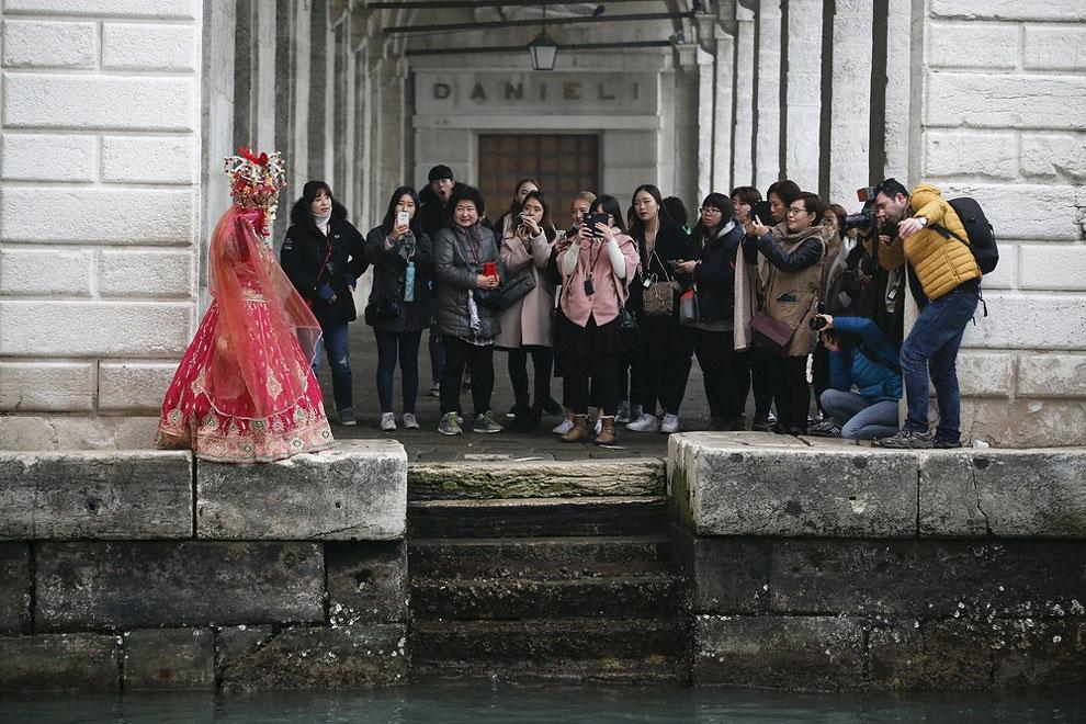 карнавал в Венеции 2016, венецианский карнавал 2016, лучшие карнавалы, про карнавал, фото № 6